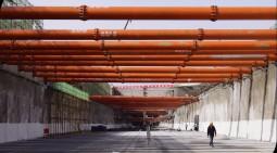 鋼支撐拆除工藝流程及注意事項