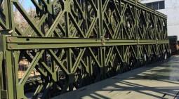 山東貝雷片-貝雷片租賃-貝雷架-鋼便橋租賃-貝雷片生產廠家-貝雷片價格