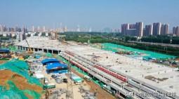 濟南軌道交通R2號線取得重要進展