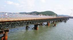 貝雷鋼便橋施工操作規範