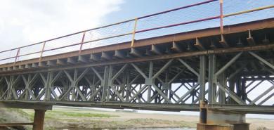 山東魯航中鐵二十局哈爾濱呼口大橋項目