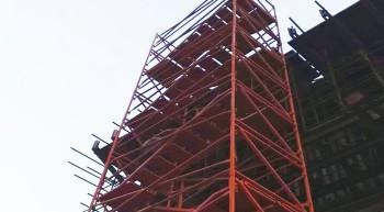 插接式安全爬梯