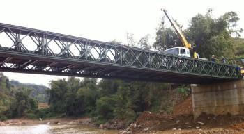 遼寧321型貝雷鋼橋