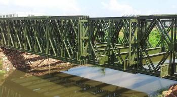 黑龍江200型貝雷橋