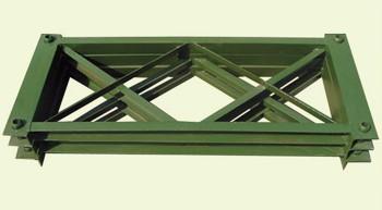 鋼便橋450型支撐架